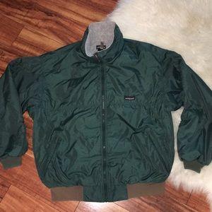 Patagonia Men's Large fleece lined jacket